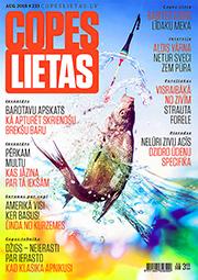 Žurnāls COPES LIETAS #8