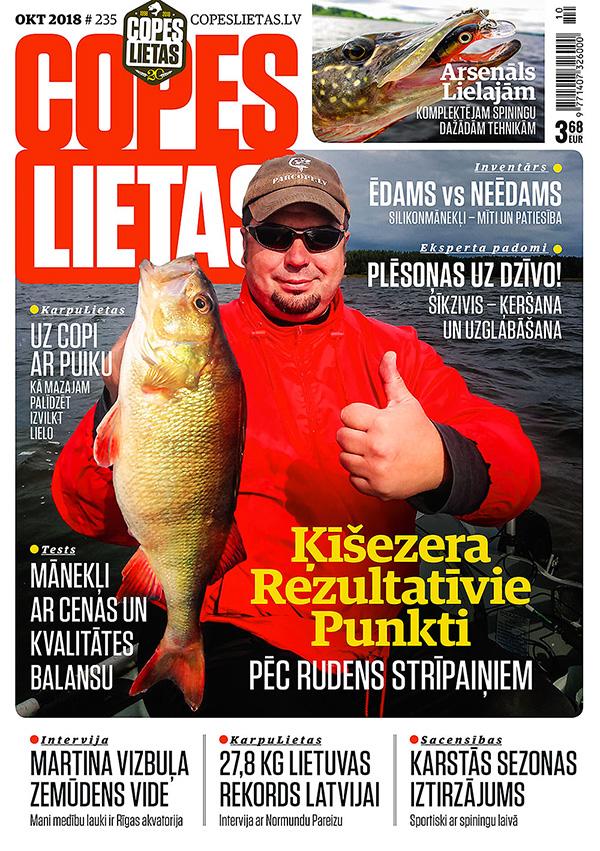 Žurnāls COPES LIETAS #10