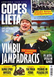 Žurnāls COPES LIETAS #1