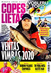 Žurnāls COPES LIETAS #3
